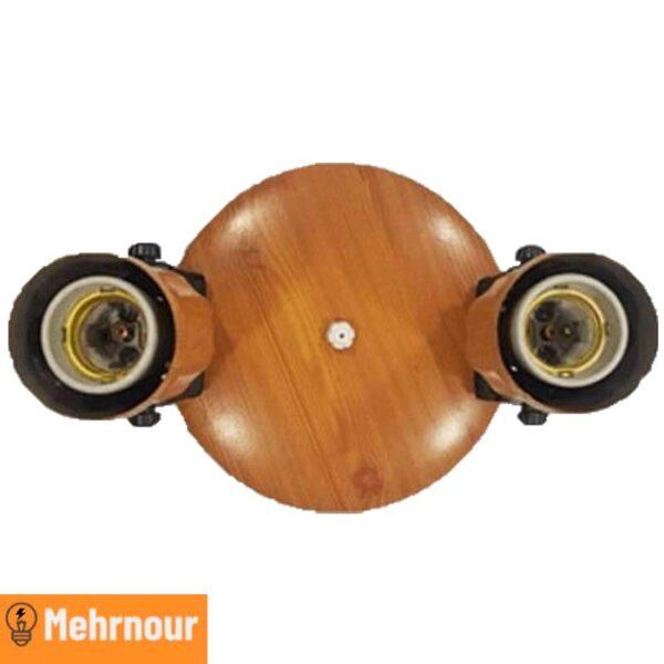 مشخصات، قیمت و خرید چراغ سقفی طرح چوب | فروشگاه اینترنتی لوازم الکتریکی در کرج