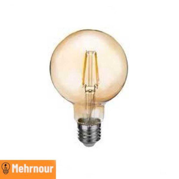 لامپ ادیسونی گرد - لوازم روشنایی