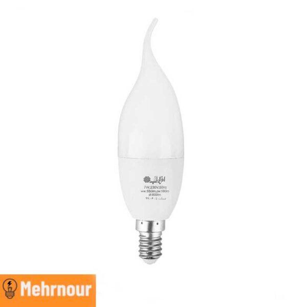 مشخصات، قیمت و خرید لامپ ال ای دی اشکی | فروشگاه اینترنتی لوازم الکتریکی در کرج