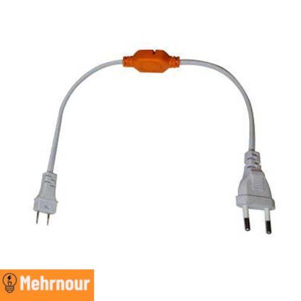رابط برق ریسه شلنگی LED مدل 5730 یا همان سوکت ریسه شلنگی با کیفیت بالا و قیمت مناسب در فروشگاه اینترنتی لوازم الکتریکی مهرنور کرج
