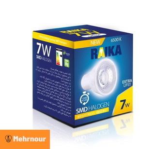مشخصات، قیمت و خرید لامپ هالوژن 7 وات | فروشگاه اینترنتی لوازم الکتریکی مهرنور