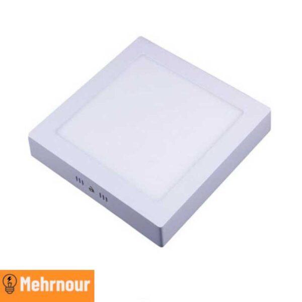 خرید و قیمت پنل مربع روکار اپتونیکا- لوازم برقی - پنل مربع روکار اپتونیکا