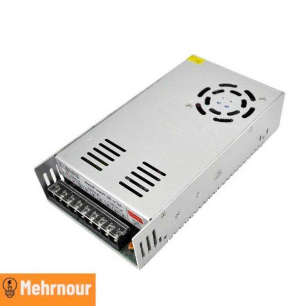 پاور سوئیچینگ یا آداپتور 12 ولت 20 آمپر منبع تغذیه دستگاه های DVR و دوربین مدار بسته را با قیمت مناسب از فروشگاه اینترنتی لوازم الکتریکی مهرنور آنلاین بخرید