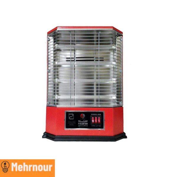 مشخصات، قیمت و خرید بخاری برقی ایستاده فن دار | فروشگاه اینترنتی لوازم الکتریکی مهرنور
