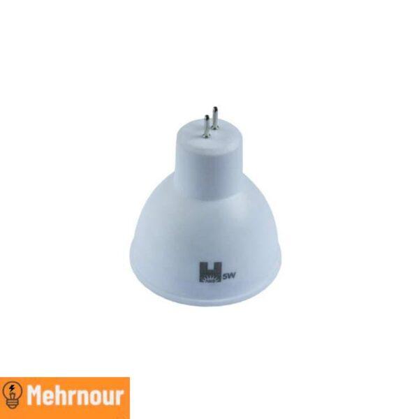 قیمت و خرید لامپ ال ای دی 5 وات | فروشگاه اینترنتی لوازم الکتریکی در کرج
