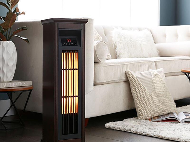 بخاری برقی ایستاده فن دار | فروشگاه اینترنتی لوازم الکتریکی ( برقی ) مهرنور در کرج