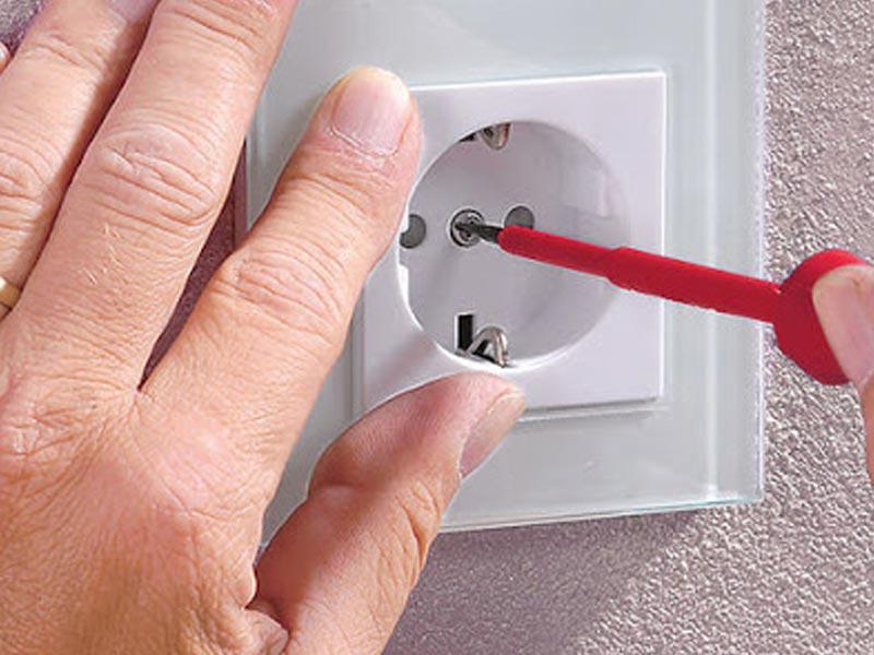پریز برق محافظ دار | خرید پریز برق محافظ دار | فروشگاه اینترنتی لوازم الکتریکی مهرنور در کرج