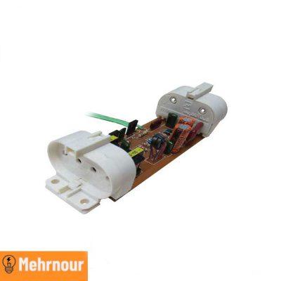 خرید ترانس اف پی ال سوکت سرخود لامپ مهتابی بدون استارت با قیمت مناسب از فروشگاه اینترنتی لوازم الکتریکی مهرنور در کرج