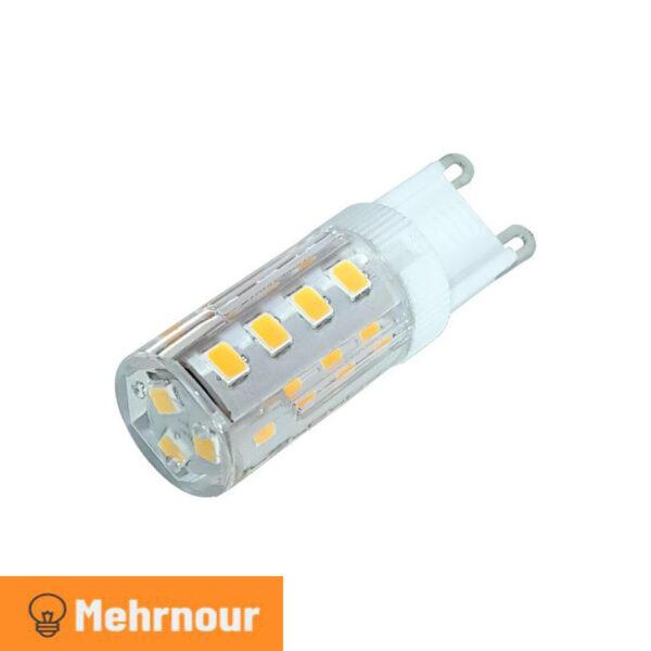 فروشگاه لوازم الکتریکی مهرنور در کرج-لامپ G9-خرید لامپ ال ای دی-قیمت لامپ ال ای دی